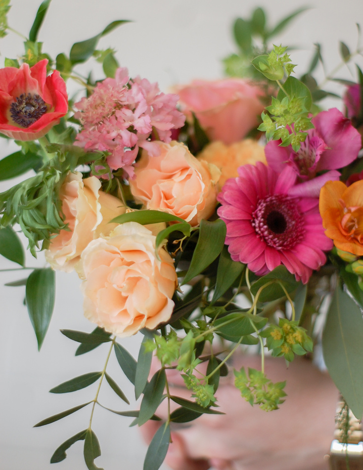 Seasonal Vase Arrangement - Medium-3