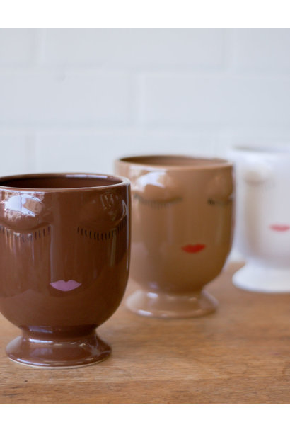 Celfie pot - Chocolate