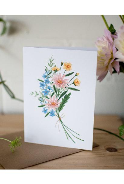 Bouquet Pastel - Joannie Houle