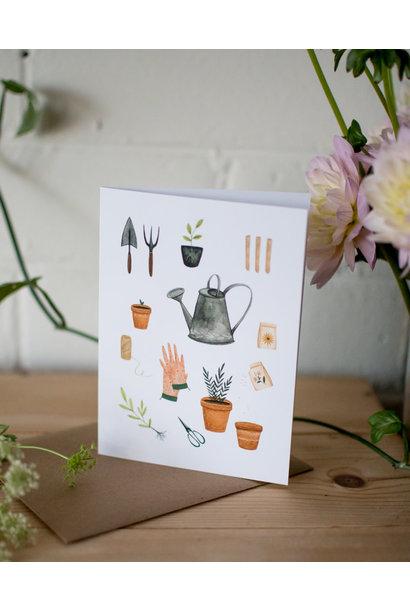 Jardinage - Joannie Houle