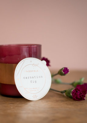 Paddywax Paddywax Soy Candle - Carnation Fig