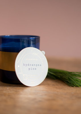 Paddywax Paddywax Soy Candle - Hydrangea Pine