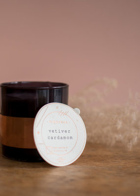 Paddywax Paddywax Soy Candle - Vetiver Cardamom