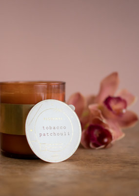 Paddywax Paddywax Soy Candle - Tobacco Patchouli