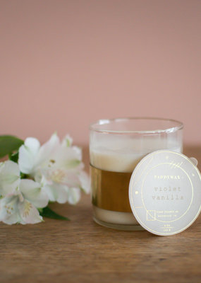 Paddywax Paddywax Soy Candle - Violet Vanilla