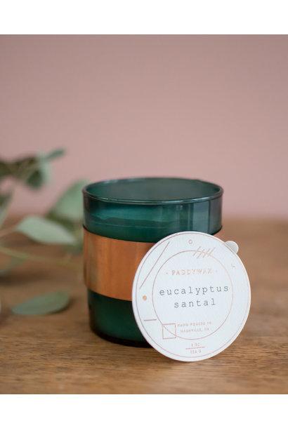 Dwell - Paddywax - Eucalyptus Santal