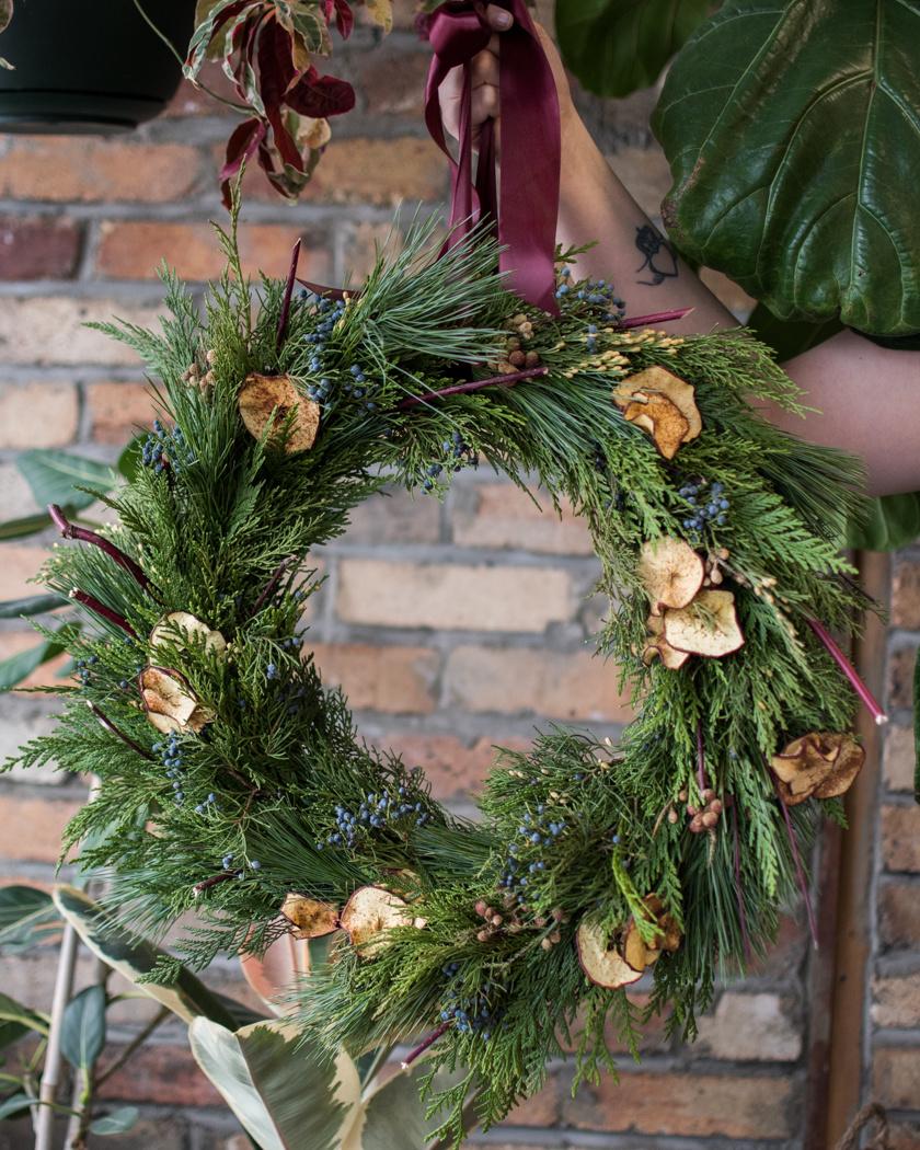 Holiday Wreath-2