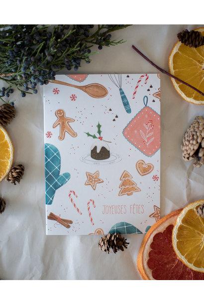 Desserts Des Fêtes - Joannie Houle