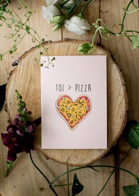 FleurMaison Pizza - Fleur maison
