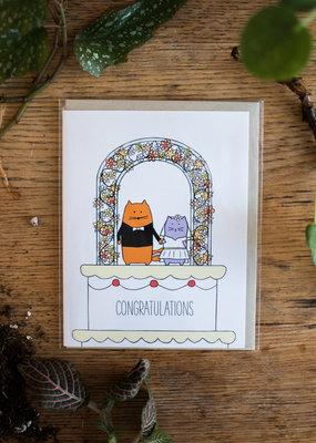 James the Cat Congratulations - James The Cat