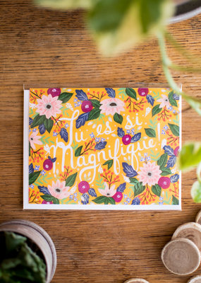 WildBerry Studio Floral Magnifique - WildBerry Studio