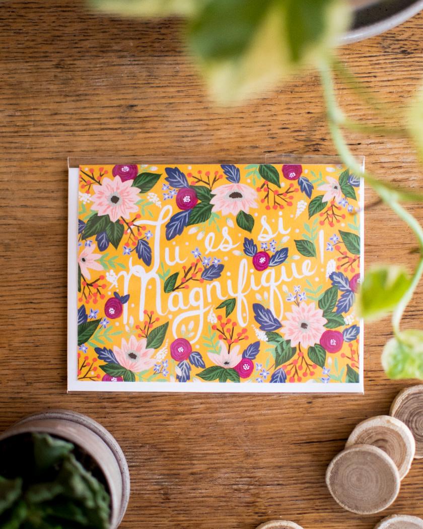 Floral Magnifique - WildBerry Studio-1