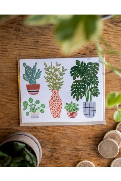 Plantes - Wildberry Studio