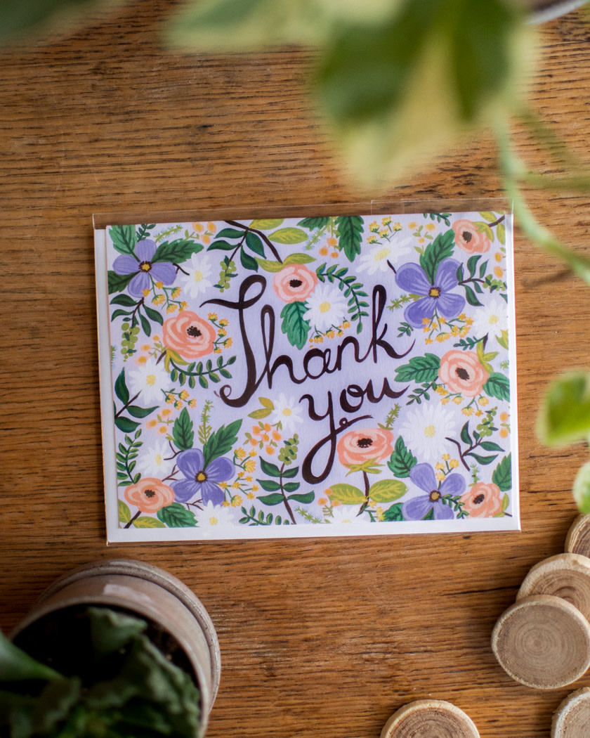 Pansy Thank you - WildBerry Studio-1