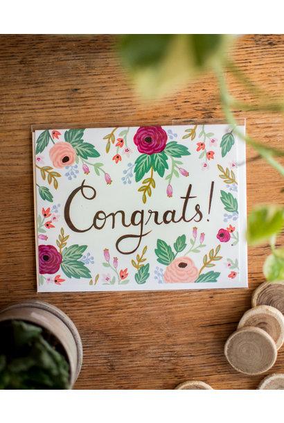 Congrats - Wildberry Studio