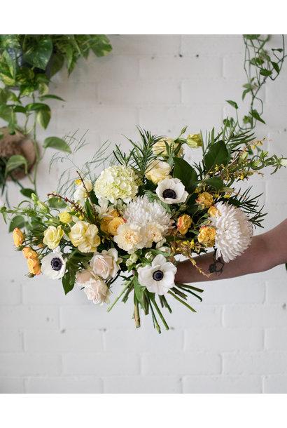 Princess Buttercup - Large Wrapped Bouquet
