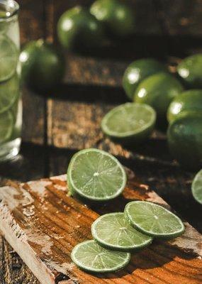 Zayat Aroma Essential Oil - Lime