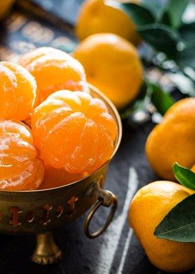 Zayat Aroma Essential Oil - Red Mandarin