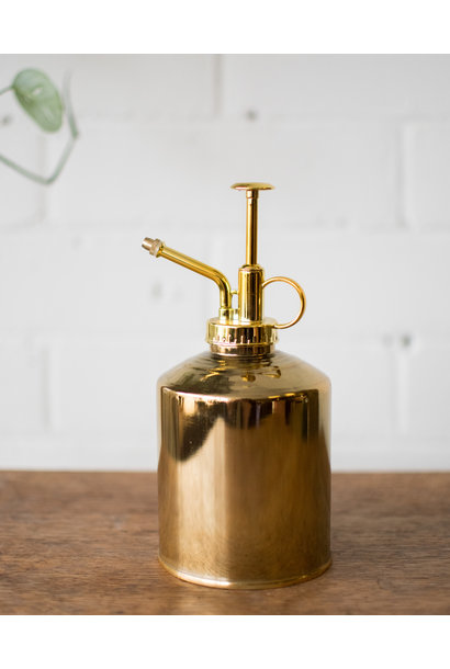 """""""Mister"""" Watering Can - Brass"""