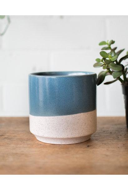 Miguel Pot Blue