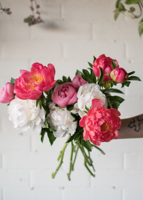 Nothing but Peonies - Bouquet - PREORDER