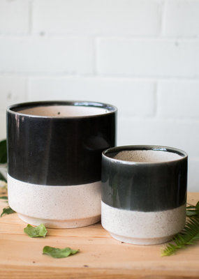 Miguel Cache pot - Black
