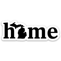 Waterproof Sticker - Home - SMALL