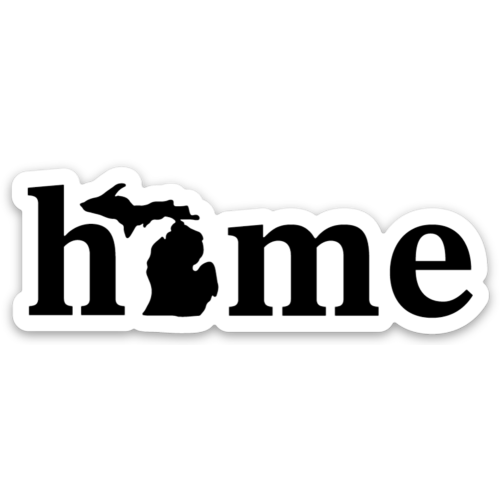 Waterproof Sticker - Home - SMALL