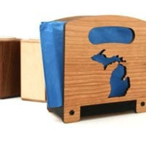 Napkin Holder - Michigan
