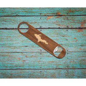 Long Wooden Opener - U.P.