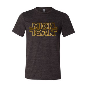 Michigan Starwars Tee -