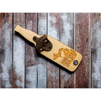 Bottle Shaped Opener -  Drink Local w/Mug