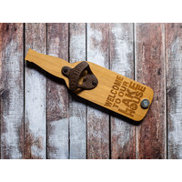 Bottle Shaped Opener -  Lake House