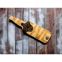 Bottle Shaped Opener -  Native