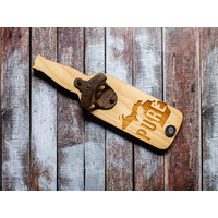 Bottle Shaped Opener -  Pure