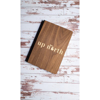 Wooden Journal - Up North