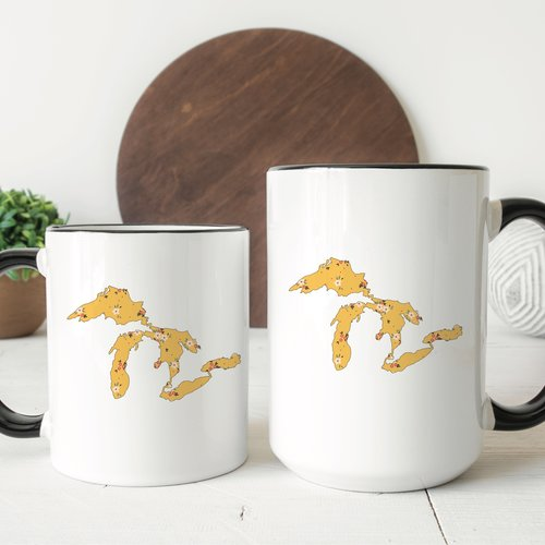 Great Lakes Mugs