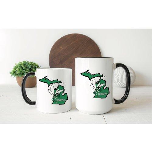Hornet Williamston Michigan Mug