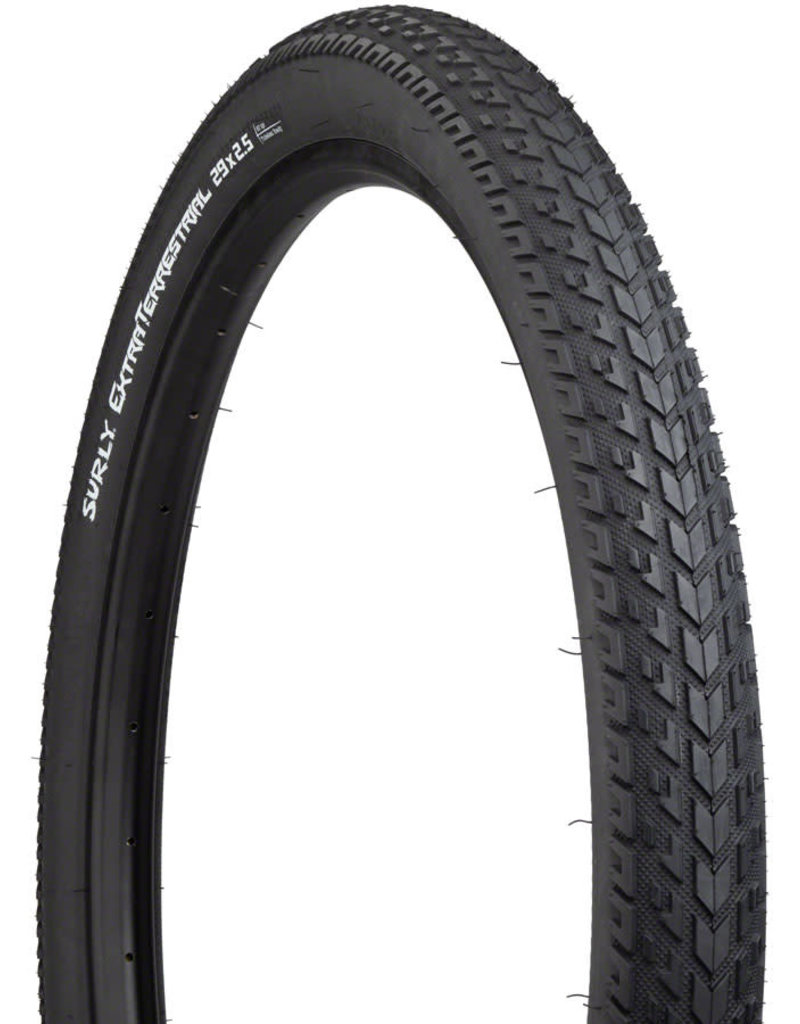 Surly Surly ExtraTerrestrial Tire - Tubeless, Folding, 60tpi