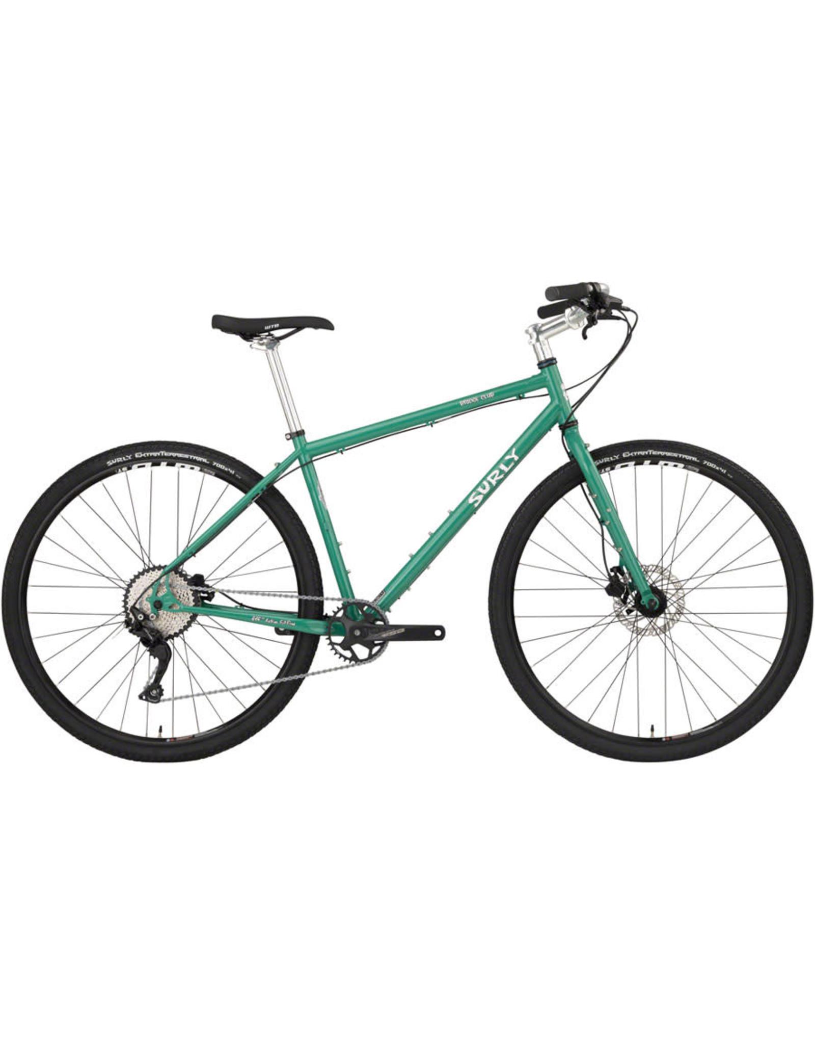 Surly Surly Bridge Club 700c Bike - Steel, Illegal Smile