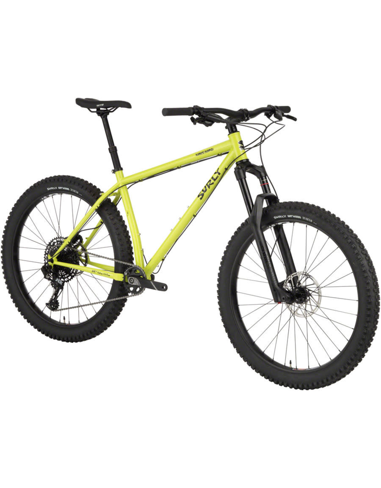 Surly Surly Karate Monkey 27.5+ Front Suspension NX Eagle