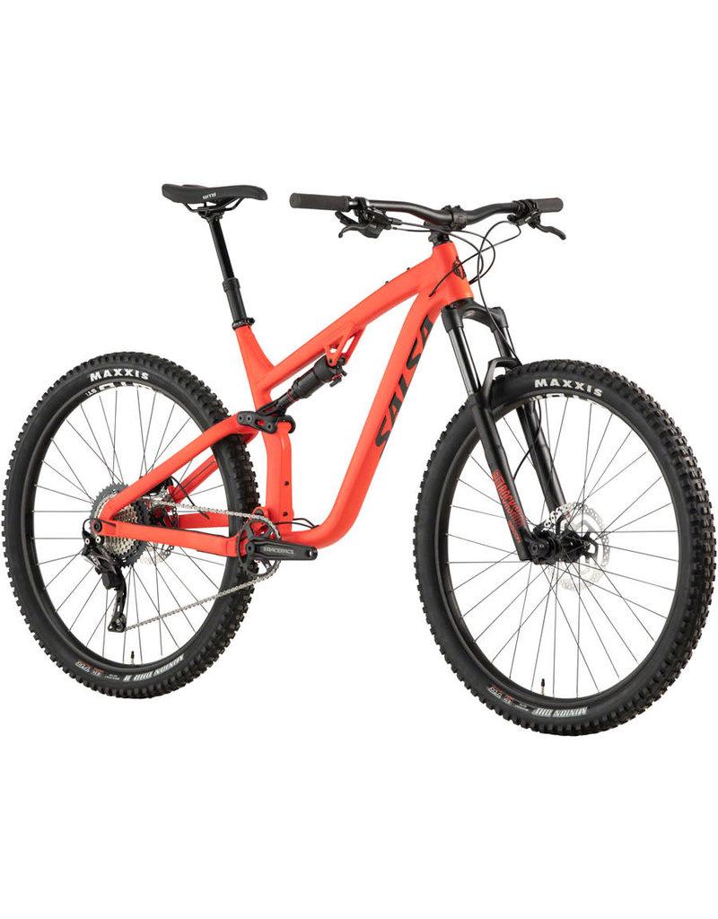Salsa Horsethief SLX Bike Red Charcoal