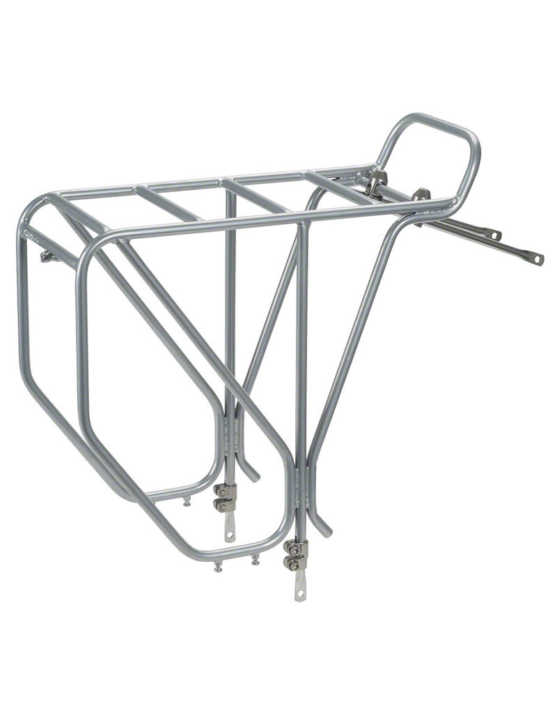 Surly Surly Rack 2.0 Rear Rack: Silver