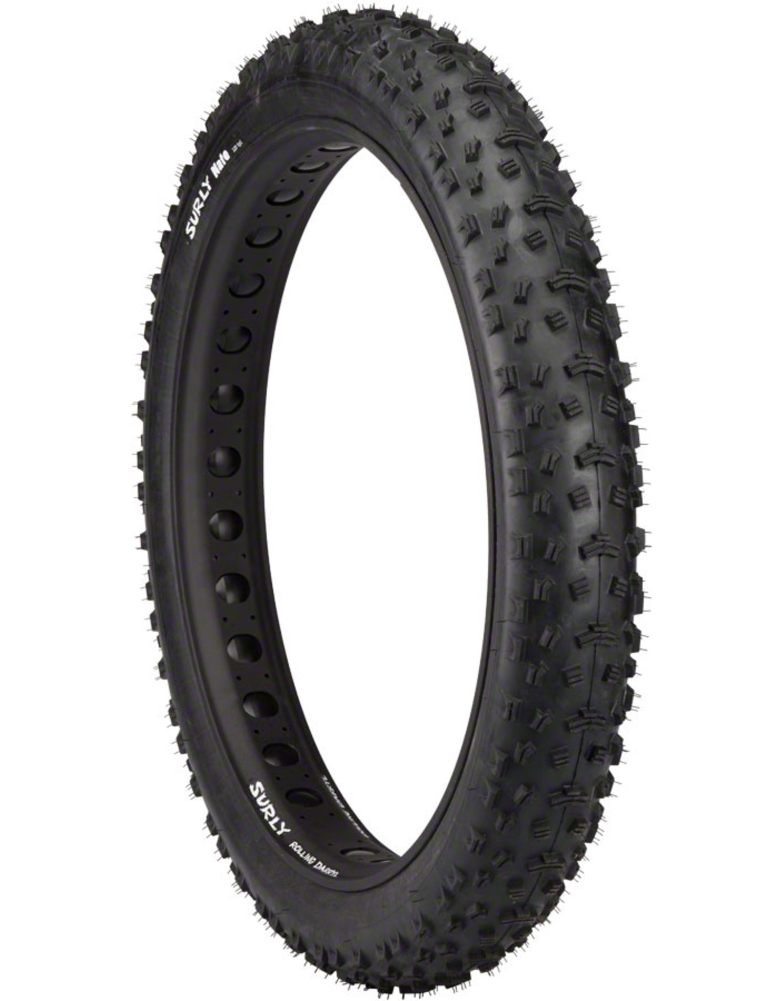 """Surly Surly Nate Tire 26 x 3.8"""" 120tpi Folding Ultralight Casing"""