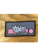 Yawp! Logo Patch 2x4
