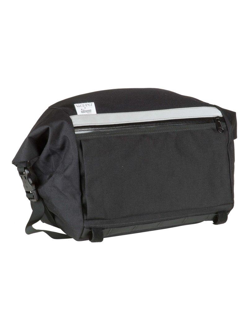 Velo Orange Transporteur Porteur Bag Black