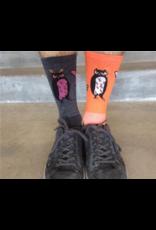 Yawp! Owl Sock