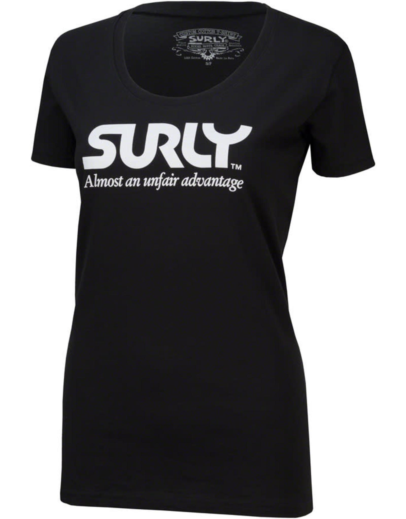 Surly Surly Women's Unfair Advantage T-Shirt
