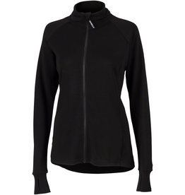 Surly Surly Women's Merino Wool Long Sleeve Jersey: Black~ XS