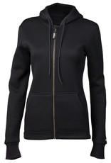 Surly Surly Women's Merino Wool Hoodie: Black SM